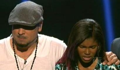 'The X Factor' Top 8 Results: Trouble For Vino Alan