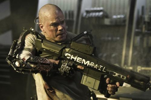 'Elysium' Director Neill Blomkamp, Sony, Producers Sued for Copyright Infringement
