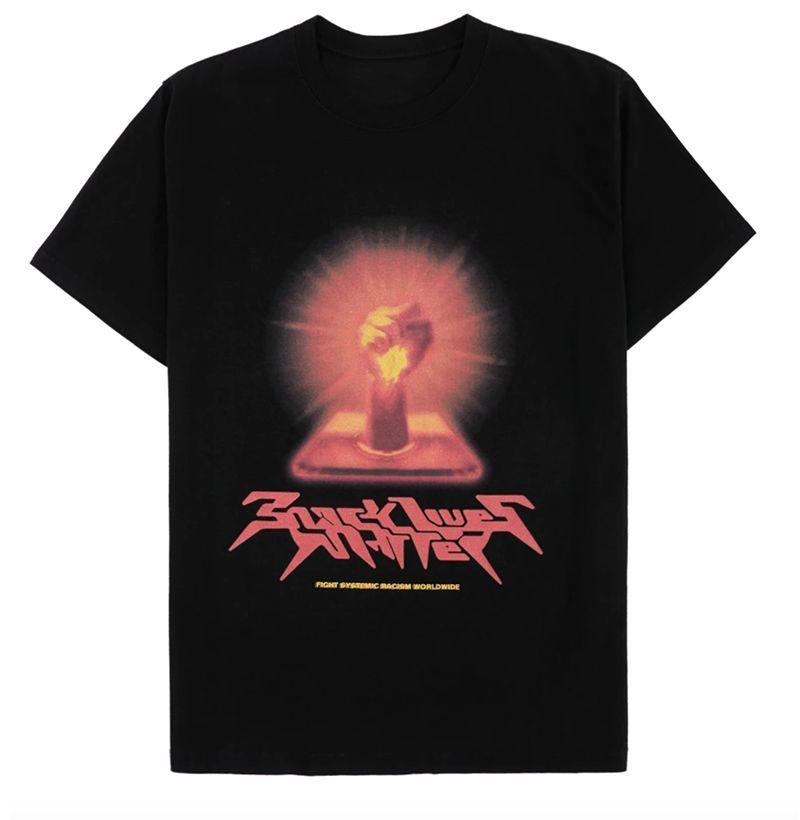 """<p><strong>Club Fantasy</strong></p><p>clubfantasy.us</p><p><strong>$45.00</strong></p><p><a href=""""https://clubfantasy.us/collections/club-fantasy/products/cf-black-lives-matter-tee"""" target=""""_blank"""">Buy</a></p><p>100% of the net proceeds from the sale of Club Fantasy's (very, very good) BLM tee will go to Black Lives Matter and other groups working to combat systemic racism around the world. <br></p>"""