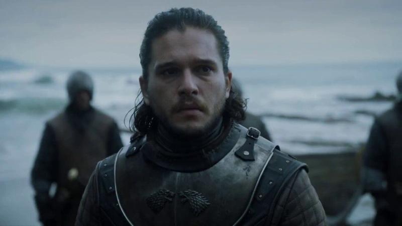 Kit Harrington acting as Jon Snow in Game of Thrones Photo: HBO