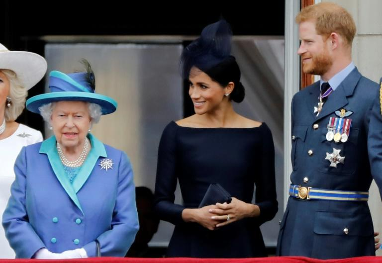 Several English tabloids have rounded on Harry and Meghan, arguing they forced Queen Elizabeth into an impossible position