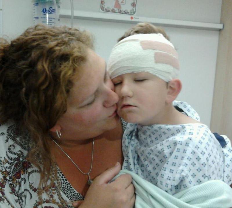 UK boy gets cochlear implant back for Christmas elf on shelf