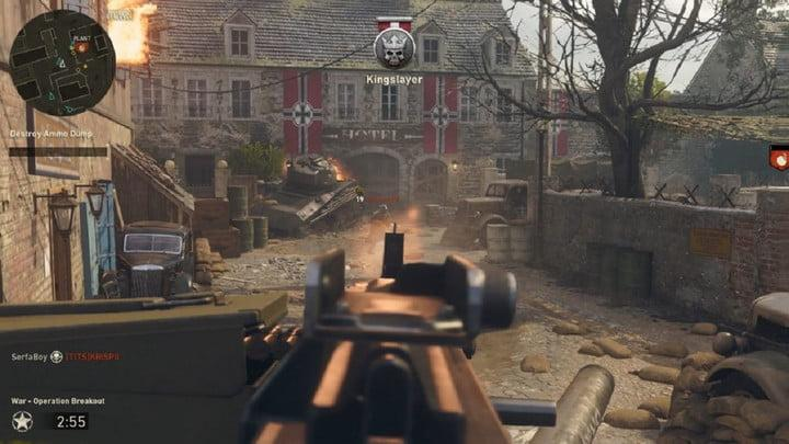 Call of Duty: WW2 Advanced Multiplayer Guide -- Mounted machine guns are essential in War