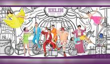 蔡淑臻「肌筋膜疼痛症候群」好轉 明年線上教穿搭! 進棚拍攝歡樂馬戲團賀卡!!