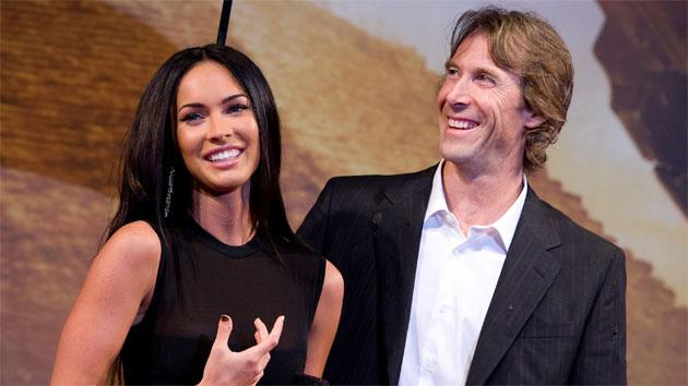 Megan Fox and Michael Bay: Together again for 'Teenage Mutant Ninja Turtles'