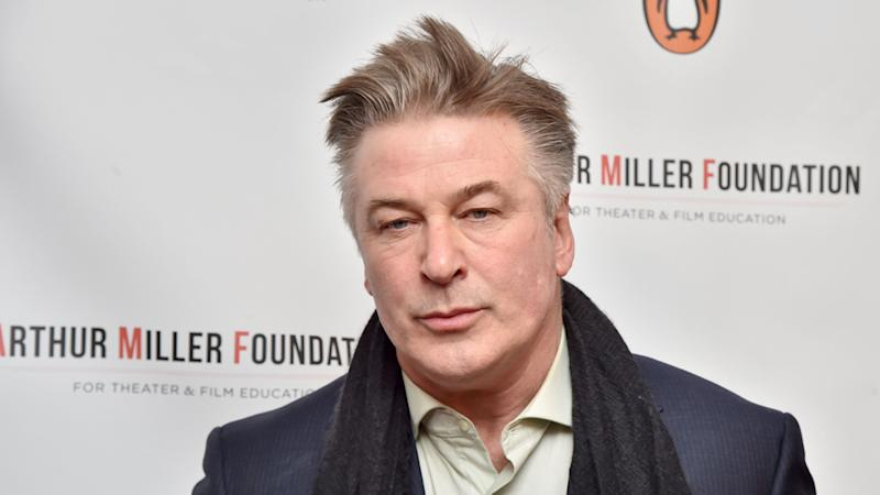 Alec Baldwin Preps for Second Act as Politician with MSNBC Show