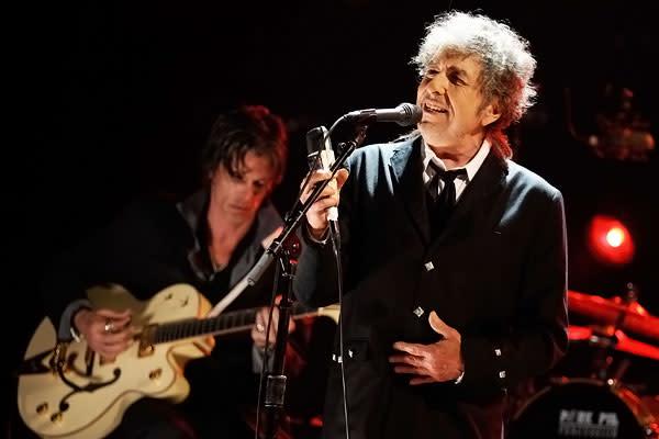 Listen: Bob Dylan's 'Scarlet Town' Previewed on Cinemax
