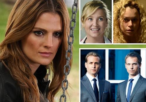 Matt's Inside Line: Scoop on Castle, Grey's, Suits, Orphan Black, Pretty Little Liars, NCIS and More
