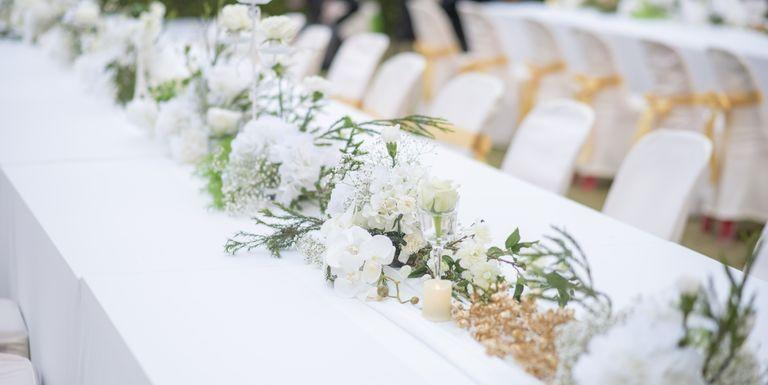 """<p><a href=""""https://www.goodhousekeeping.com/weddings/"""" target=""""_blank""""></a>Weddings can be incredible. Or they can be a nightmare. Or a bit of both. But one thing is for sure: Special events are only as great as the guests who attend them. And you never want to be the one to put a damper on someone's big day.</p><p>We've all seen egregious behavior go down at a wedding. Who among us hasn't brought a date who drank so much he fell on the dance floor and knocked over the bride?</p><p>But rude wedding etiquette isn't just about the big, embarrassing scenes. There are lots of small- and medium-sized ways to be <em>that</em> guest who adds extra stress whether you mean to or not. To really bring your best self to someone's special day, it's important to respect their wishes and show up with love and awareness of how much the couple poured into their event.</p><p>From <a href=""""https://www.goodhousekeeping.com/beauty/fashion/g27508873/what-to-wear-to-a-wedding/"""" target=""""_blank"""">what you wear</a> to what gift you bring (hint: use <a href=""""https://www.goodhousekeeping.com/home-products/g3473/wedding-registry-gift-ideas/"""" target=""""_blank"""">the registry</a>!), brush up on these tips from event planners and etiquette experts to make sure you avoid common faux pas and arrive at your next wedding as an A+ guest.</p>"""
