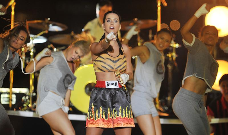 Many Faces of 'PRISM': Hear Katy Perry's Superstar Collaborations