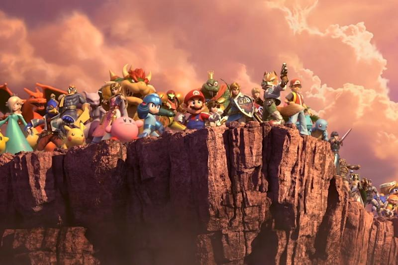 EVO 2020 online tournament removes Super Smash Bros. Ultimate from lineup