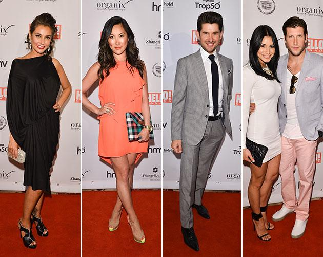 HELLO! Canada celebrates 50 Most Beautiful Canadians at Toronto party