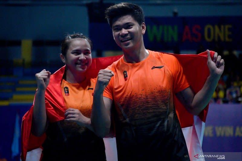 Peolehan medali SEA Games 2019 hingga Senin pukul 15:00 waktu Manila