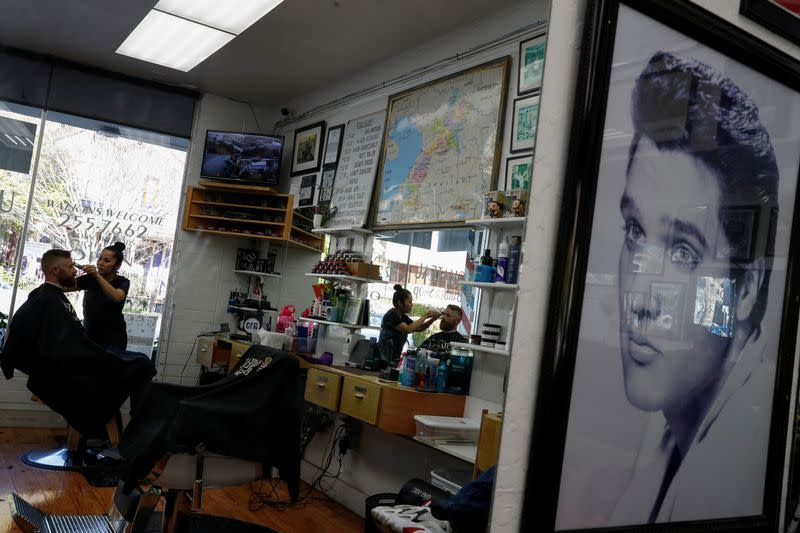 Barbershops to open as COVID-19 rules ease in parts of California