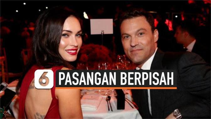 VIDEO: Megan Fox - Brian Austin Bercerai Usai 10 Tahun Menikah