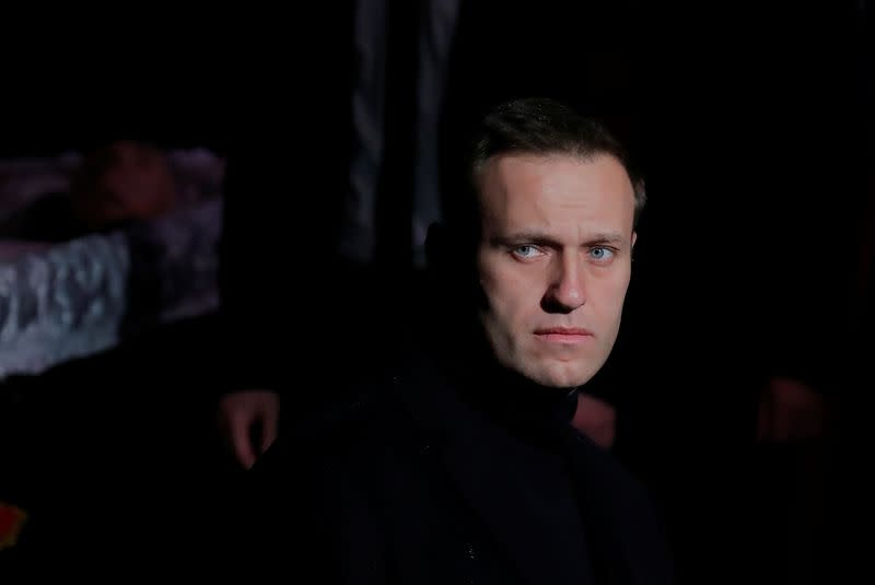 Factbox: How might West respond to Russia over Navalny poisoning?