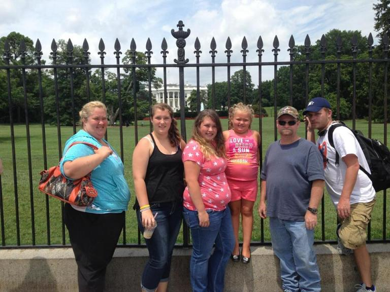 Honey Boo Boo Tames Her Curls With an Unexpected 'Do in D.C.