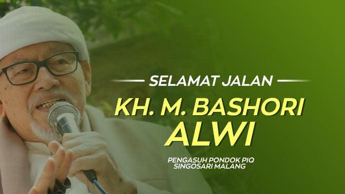 Selamat Jalan Kiai Bashori Alwi Sang Profesor Alquran