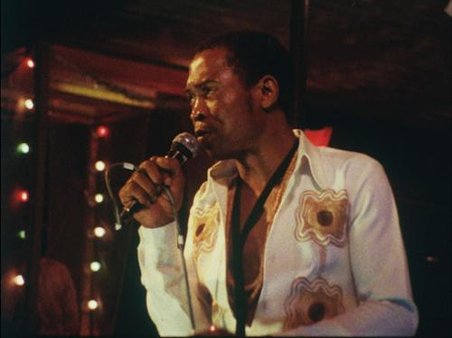 """This photo provided by the Sundance Institute shows Fela Anikulapo Kuti in the documentary film, """"Finding Fela,"""" directed by Alex Gibney. The film will have its world premiere at the 2014 Sundance Film Festival. The festival runs Jan. 16 - 26, 2014, in Park City, Utah. (AP Photo/Sundance Institute, Stein Kertechian)"""