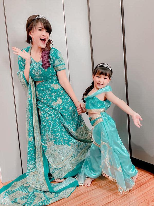 Tania Putri (Sumber: Instagram/taniaputri1707)