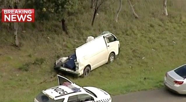 Woman dead and teen in custody after horror Melbourne crash