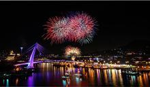 8月22號淡水漁人碼頭震撼煙火秀登場 讓你輕鬆玩樂趣