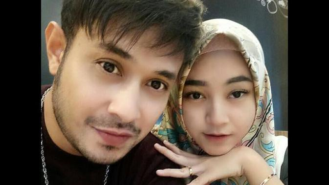 Foto Meidian Maladi dan Sang Istri Credit: Liputan6.com/Instagram.com/meidian_maladi