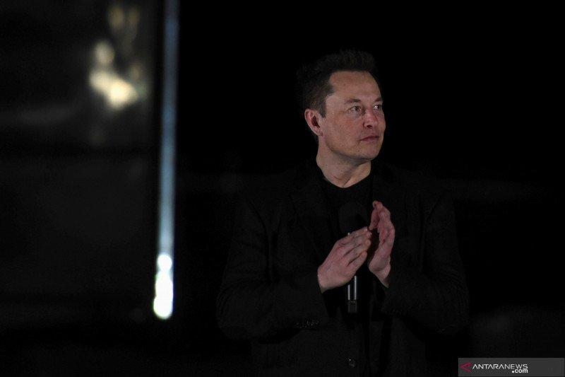 SpaceX bawa Elon Musk kembali ke Twitter