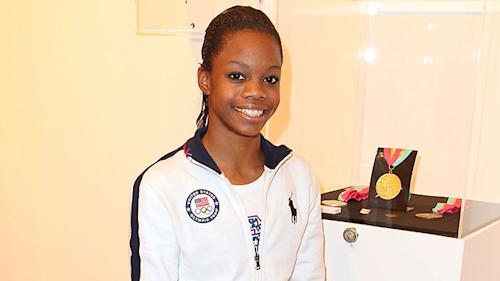 Gabby Douglas to Appear on 'Oprah's Next Chapter'