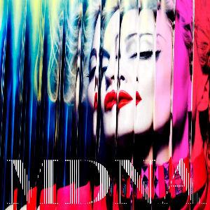 Week Ending April 8, 2012. Albums: MDNA Takes A TMBL