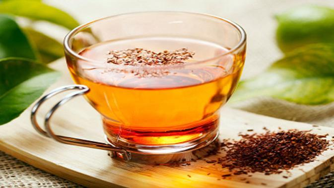Teh asal Afrika Selatan ini bisa jadi alternatif kopi.