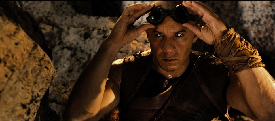 """Riddick"" Movie Stills"