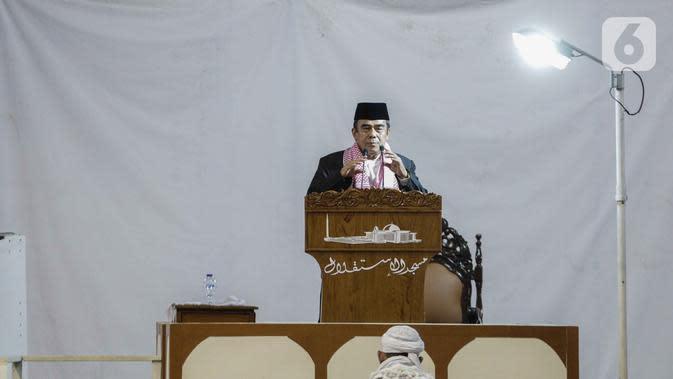 Menteri Agama Fachrul Razi Positif Covid-19, Kemenag Tak Tutup Total Gedung