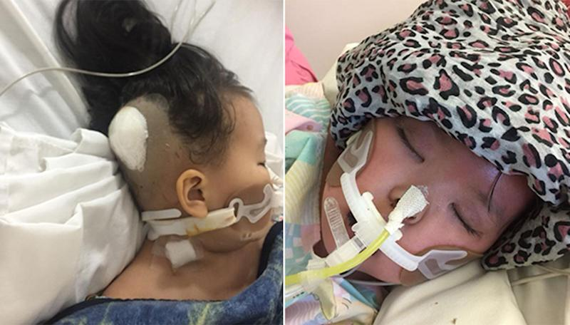 Perth girl Annabelle Nguyen, who had a brain tumour, died in Mexico after weeks in a coma.