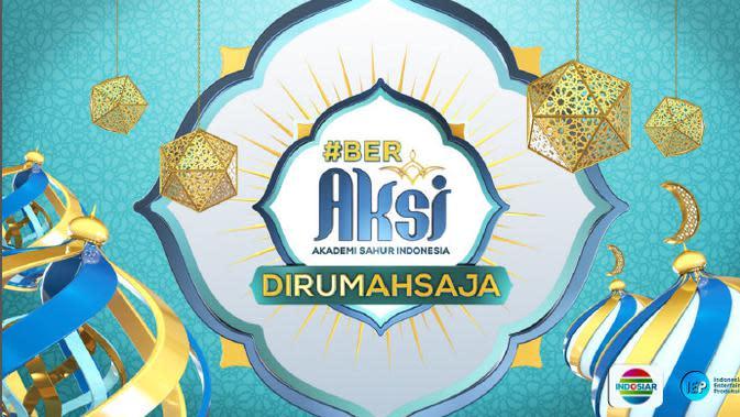 Live Streaming Indosiar BerAKSI Di Rumah Saja Episode Selasa, 28 April 2020
