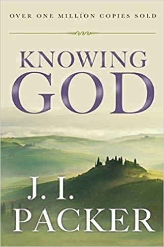 Knowing God was an immediate bestseller