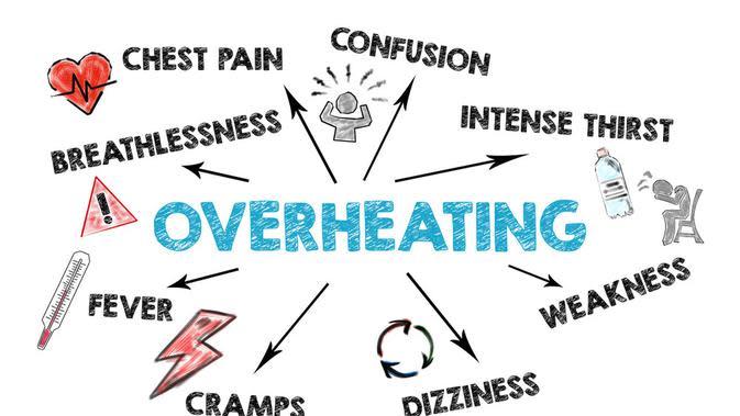 Banyak hal yang dapat terjadi ketika tubuh mengalami dehidrasi.
