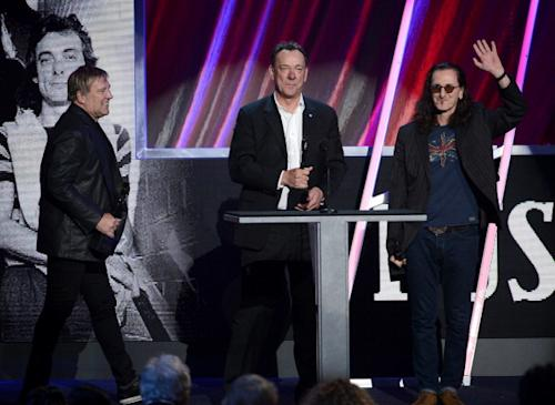 Rush Dominates Rock Hall of Fame Ceremony; Heart, Public Enemy Mere Opening Acts?