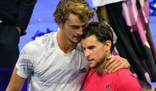 美網逆轉勝茲韋列夫 提姆首抱大滿貫賽金盃