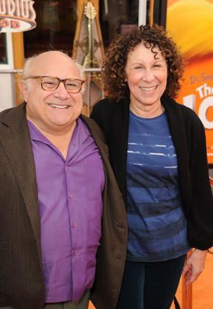 Rhea Perlman and Danny DeVito reunite: A timeline of their relationship