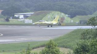 「勇鷹」量產機現蹤清泉崗 完成歷史性首飛