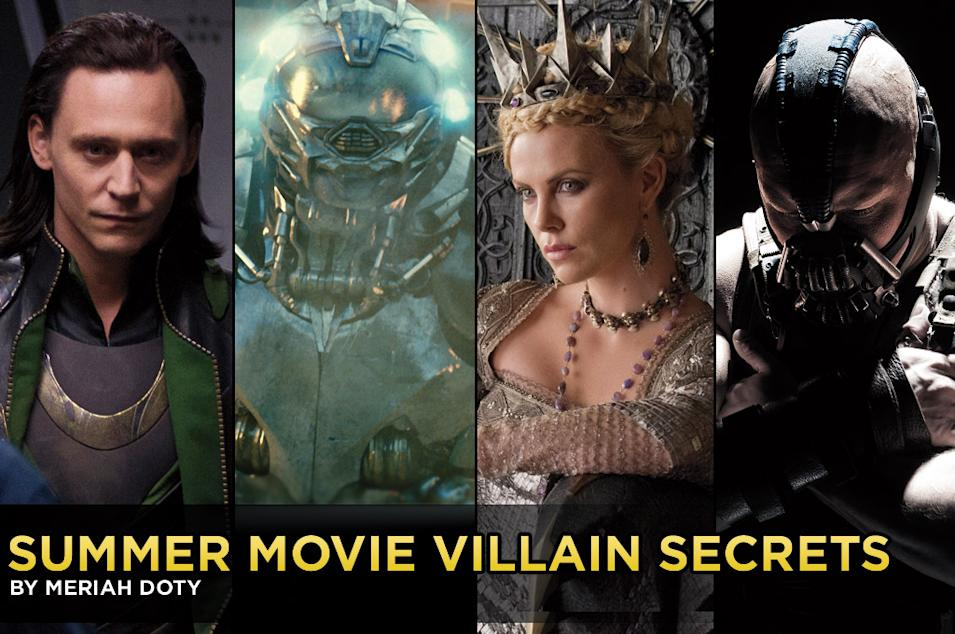 Summer Movie Villain Secrets