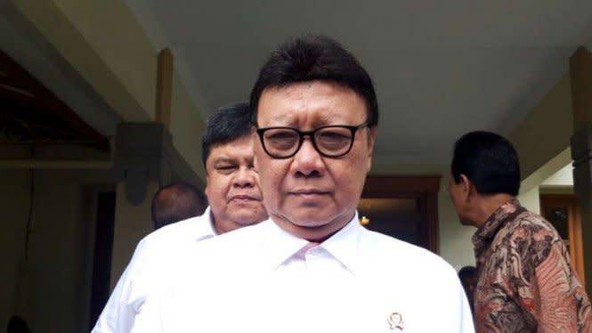 Kebijakan Baru Menteri Tjahjo Tangani Corona di Instansi Pemerintah