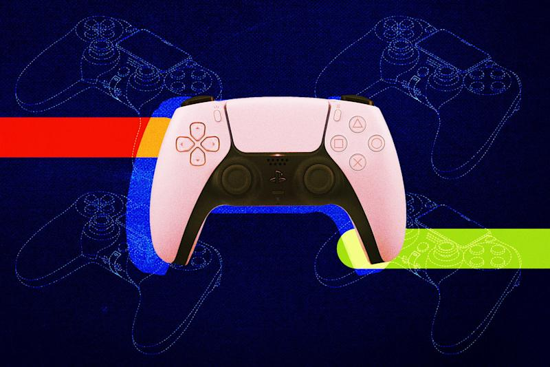 PlayStation 5 DualSense controller spotted on Travis Scott's Instagram