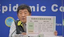 新增2例境外移入 蒙古調整為中低風險國家