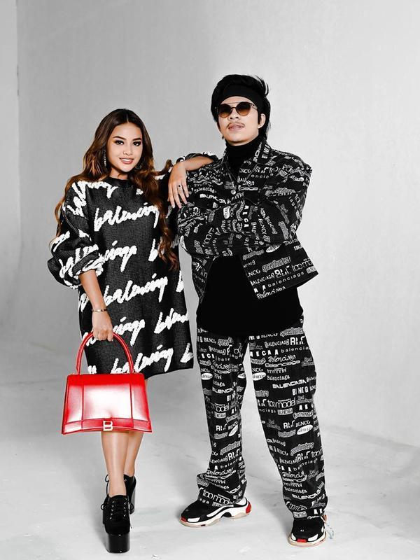 Aurel Hermansyah dan Atta Halilintar (Sumber: Instagram/attahalilintar)