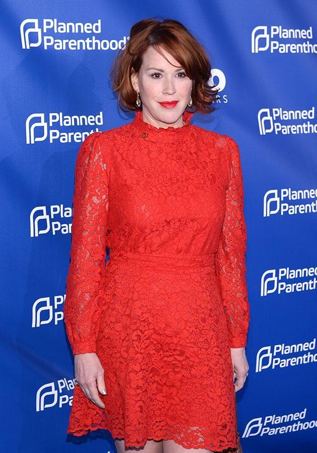 Molly Ringwald shares Weinstein brothers story