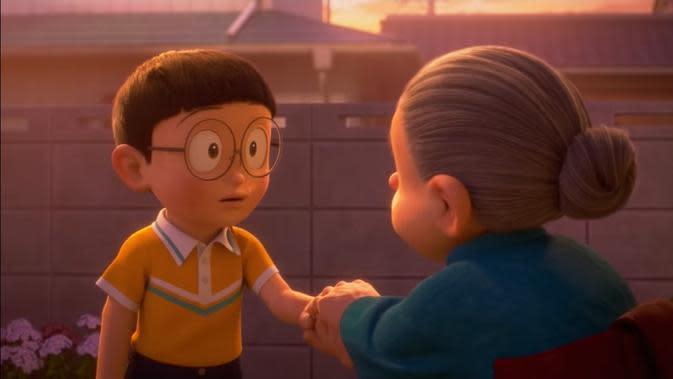 Stand by Me Doraemon 2 (tangkapan layar YouTube/ DoraemonTheMovie)