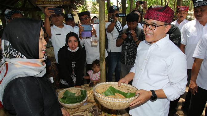 Festival Pasar Tradisional Digelar di Banyuwangi, Berhadiah Sapi, dan Kambing