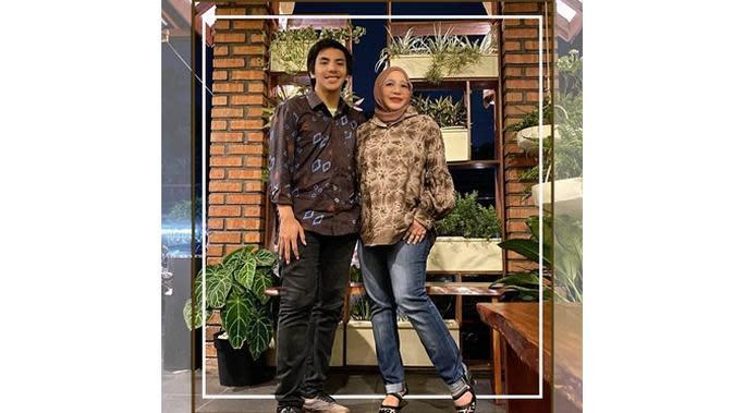 6 Potret Istihsan Bismo Adik Kandung Farel 'Heart Series', Tak Kalah Tampan (sumber: Instagram.com/nitharahadi)